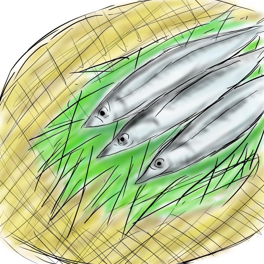 値もなき秋刀魚