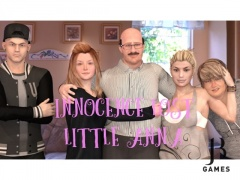 Innocence Lost - Little Anna
