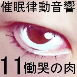 催眠律動音響セット11 慟哭の肉