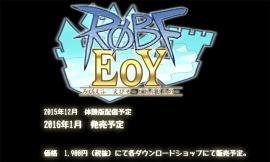 ROBFEOY・PV