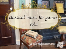 classical music for games vol.1