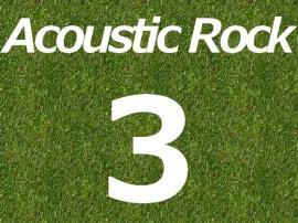 用途不問! 著作権フリーBGM集 汎用性の高いアコースティック・ロック 3曲