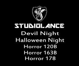【スタジオランス BGM素材 Devil Night】