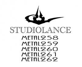 【スタジオランス BGM素材 Metal258】
