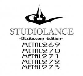 【スタジオランス BGM素材 Metal269】-DLsite.com Edition-