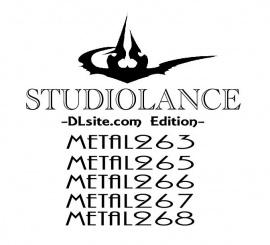 【スタジオランス BGM素材 Metal263】-DLsite.com Edition-