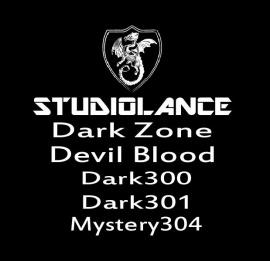 【スタジオランス BGM素材 Dark Zone】