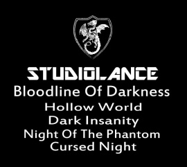 【スタジオランス BGM素材 Bloodline Of Darkness】