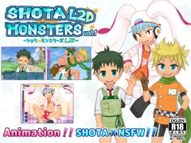SHOTAxMONSTERS L2D vol.1(English)