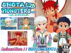 SHOTAxMONSTERS L2D vol.2(English)