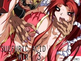 SULFURIC ACID -NTR- 3 アニメセット