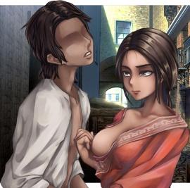 褐色妻の秘密~魅惑の白昼強制手抜き~