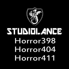 【スタジオランス BGM素材 Horror398】