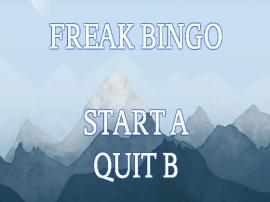 Freak Bingo
