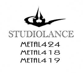 【スタジオランス BGM素材 Metal424】