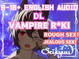 R-18 [DL] Jealous Vampire R*ki Ties you Down and F*cks You Hard (39+ min)