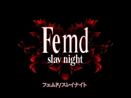 Femd/slav night