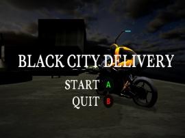 Black City Delivery
