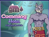 Cumming Hotel - A Gay Furry Slice of Life