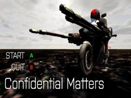 Confidential Matters