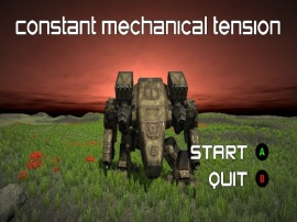 Constant mechanical tension
