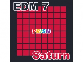【シングル】EDM 7 - Saturn/ぷりずむ