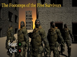 The Footsteps of the Five Survivors