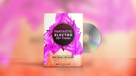 [BGM素材] Fantastic Electro Game Music Collection