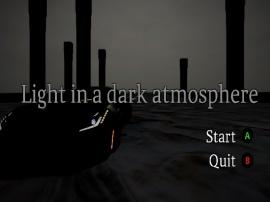 Light in a dark atmosphere