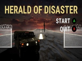 Herald of Disaster