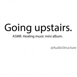 Going upstairs.