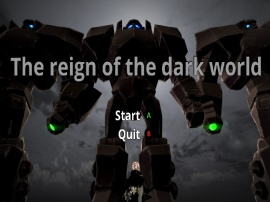 The reign of the dark world
