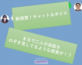 【新感覚!】ボイス&チャット動画シリーズ 万引き少女 咲奈