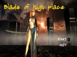 Blade of high place