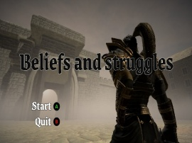 Beliefs and struggles