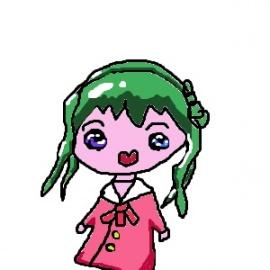オオザッパン(裏白)(ちょびっと)