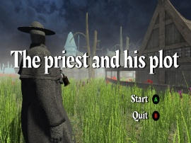 The priest and his plot