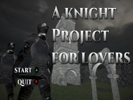 A knight project for lovers