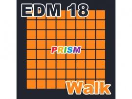 【シングル】EDM 18 - Walk/ぷりずむ