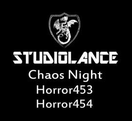 【スタジオランス BGM素材 Chaos Night】