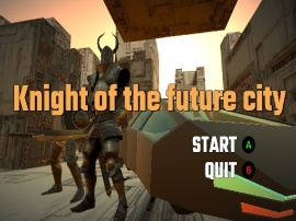 Knight of the future city
