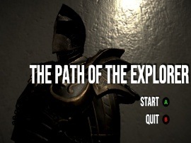The path of the explorer