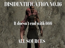Disidentification_No.16_It doesn't end with 666