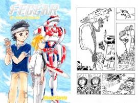 FEGEAR 1話 「カルムとフォルナンディ」(日本語)