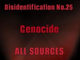 Disidentification_No.25_Genocide