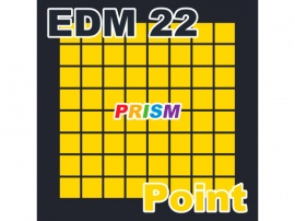 【シングル】EDM 22 - Point/ぷりずむ