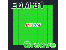 【シングル】EDM 31 - Groove/ぷりずむ