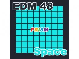 【シングル】EDM 48 - Space/ぷりずむ