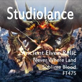 【スタジオランス BGM素材 Ancient Elven Relic】