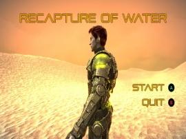 Recapture of water